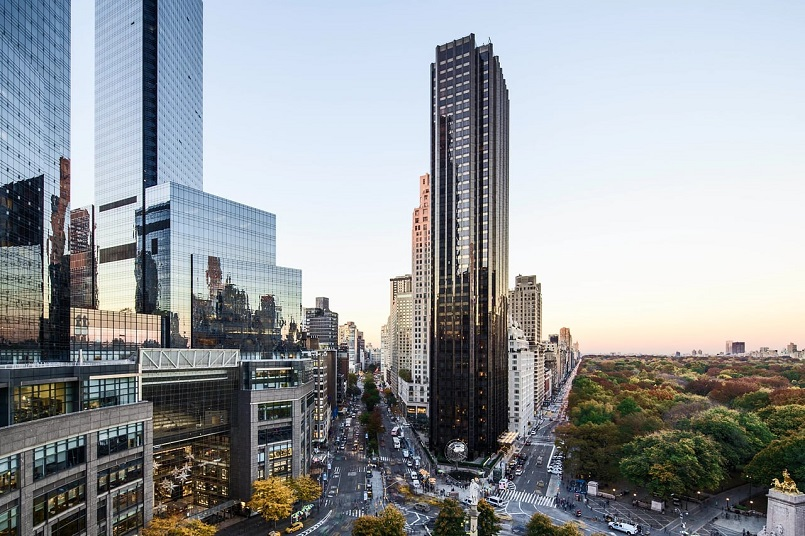 Best Design Projects Suggests Central Park Luxury Hotels in NYC .