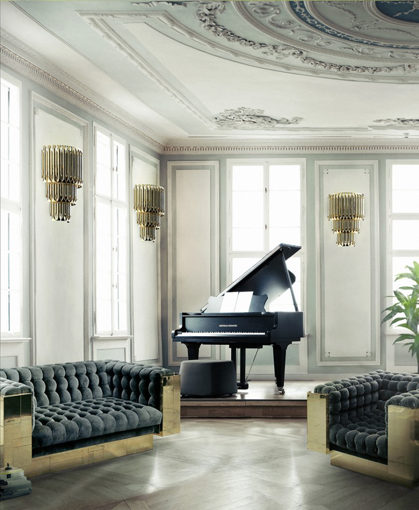 25 Best Interior Design Projects To Spark Your Living Room ➤ To see more news about the Interior Design Shops in the world visit us at http://www.bestdesignprojects.com #interiordesign #homedecorideas #luxurybrands @BestDesignProj @koket @bocadolobo @delightfulll @brabbu @essentialhomeeu @circudesign @mvalentinabath @luxxu @covethouse_ living room 25 Best Interior Design Projects To Spark Your Living Room Living Room Ideas 41