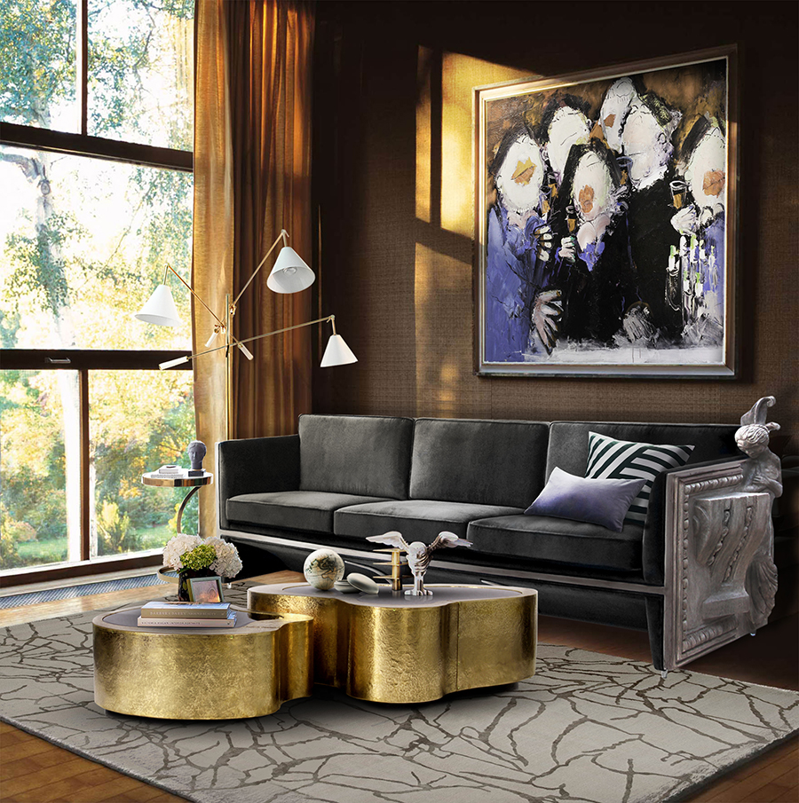 ➤ To see more news about the Interior Design Shops in the world visit us at http://www.bestdesignprojects.com #interiordesign #homedecorideas #luxurybrands @BestDesignProj @koket @bocadolobo @delightfulll @brabbu @essentialhomeeu @circudesign @mvalentinabath @luxxu @covethouse_ living room 25 Best Interior Design Projects To Spark Your Living Room Living Room Ideas 80