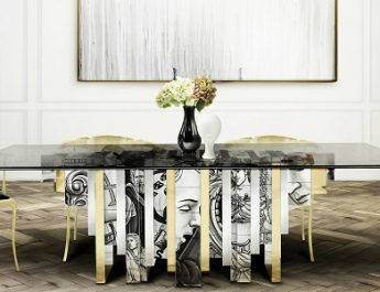 unique dining tables Make Your Dining Room Sparkle With Unique Dining Tables featproj 11 345x265