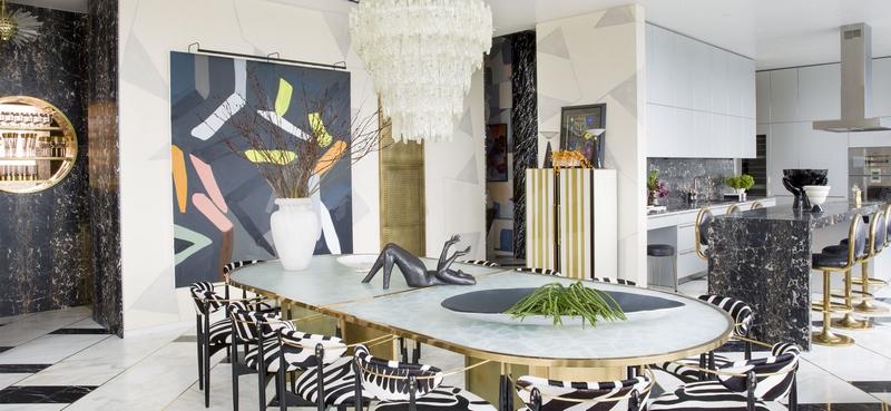 Interior Design News be inspiredluxury interior design projectskelly wearstler