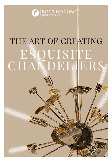 THE ART OF CREATING EXQUISITE CHANDELIERS Capa Press   Exquisite Chandeliers