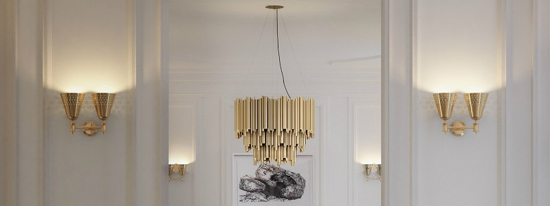 Exquisite Wall Lamp Inspirations For Your Next Interior Design Project