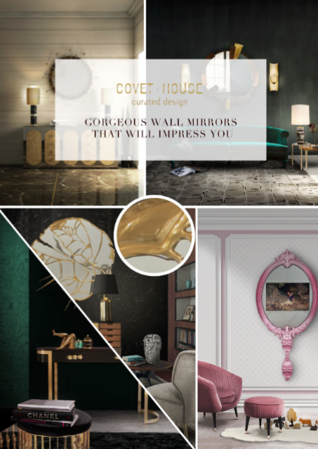 GORGEOUS WALL MIRRORS THAT WILL IMPRESS YOU fef3bf0cec26e958be161dc4d0d7e321