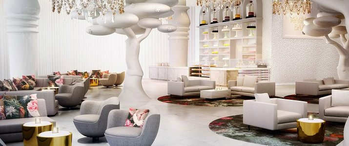 Get Inside The Unique ESPA Spa At Mondrian Doha By Marcel Wanders ➤ To see more news about the Best Design Projects in the world visit us at http://www.bestdesignprojects.com #homedecor #interiordesign #bestdesignprojects @bocadolobo @delightfulll @brabbu @essentialhomeeu @circudesign @mvalentinabath @luxxu @covethouse_