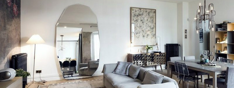 Amazing Parisian Modern Interior Design Project By Studio 10Surdix