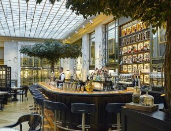 the bank brasserie Meet The Delicious Interior Design Project At The Bank Brasserie & Bar Meet The Delicious Interior Design Project At The Bank Brasserie Bar feat 345x265