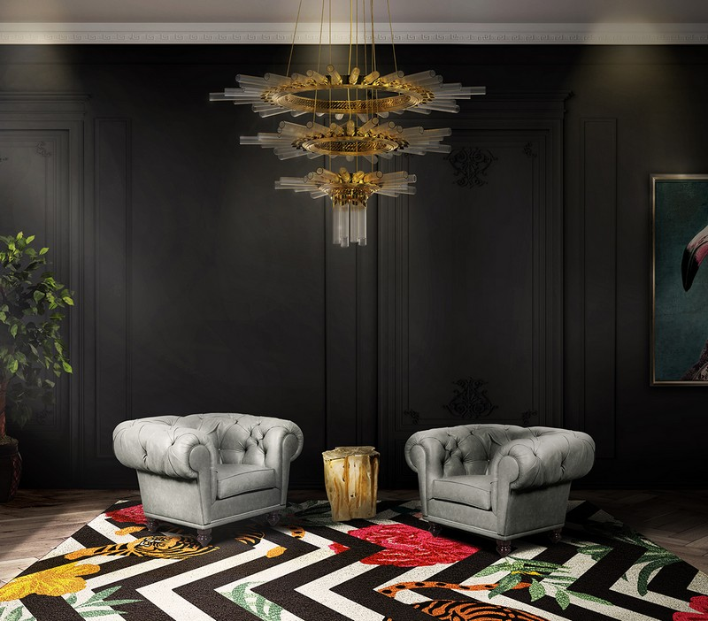 Embellish Your Interior Design Project With The Perfect Modern Rug ➤ To see more news about the Best Design Projects in the world visit us at http://www.bestdesignprojects.com #homedecor #interiordesign #bestdesignprojects @bocadolobo @delightfulll @brabbu @essentialhomeeu @circudesign @mvalentinabath @luxxu @covethouse_