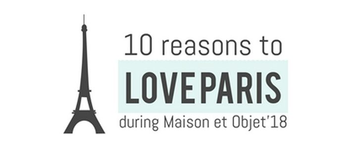 Learn 10 Reasons To Visit Paris Besides Maison et Objet 2018 ➤ To see more news about the Best Design Projects in the world visit us at http://www.bestdesignprojects.com #homedecor #interiordesign #bestdesignprojects @bocadolobo @delightfulll @brabbu @essentialhomeeu @circudesign @mvalentinabath @luxxu @covethouse_
