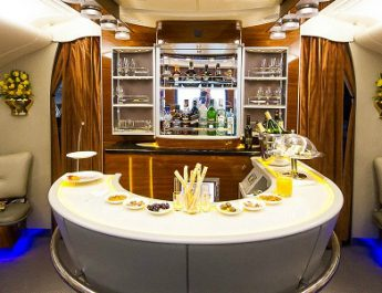 Meet The New Planes From The Luxury Air Company Emirates Airline #bestdesignprojects #interiordesign #homedecor #emiratesairline #luxurydesign @bocadolobo @delightfulll @brabbu @essentialhomeeu @circudesign @mvalentinabath @luxxu @covethouse_ @covetedmagazine