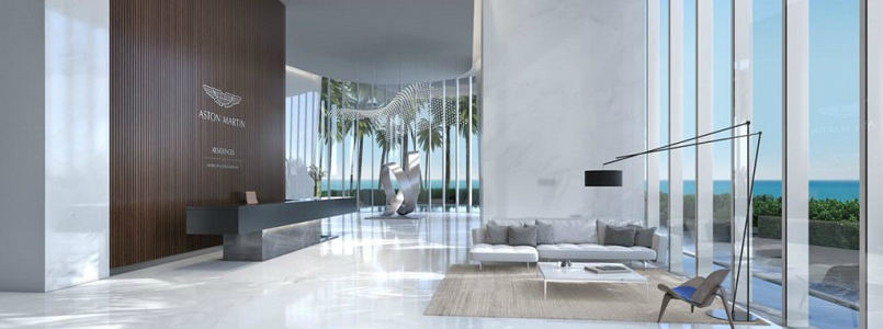 Meet Top Residential Design Projects With The Aston Martin Residences