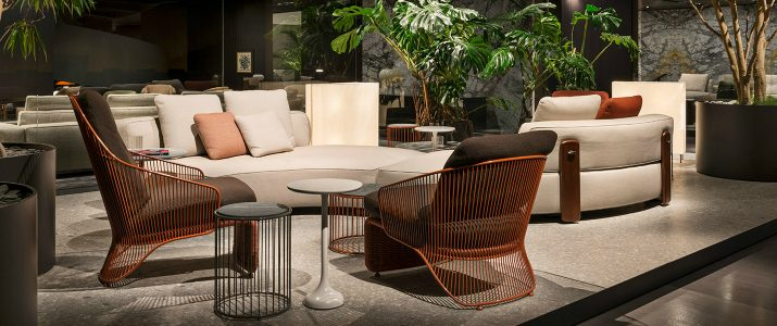 Meet The Soul of the Project by Minotti at Salone del Mobile 2018 ➤ #bestdesignprojects #interiordesign #homedecor #luxurydesign www.bestdesignprojects.com @bocadolobo @delightfulll @brabbu @essentialhomeeu @circudesign @mvalentinabath @luxxu @covethouse_ @covetedmagazine