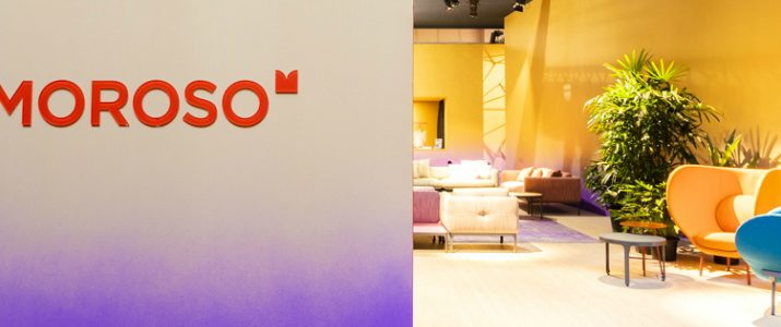 Moroso's Contemporary Stand at Salone del Mobile 2018 ➤ #salonedelmobile #mdw #milandesignweek #bestdesignprojects www.bestdesignprojects.com @bocadolobo @delightfulll @brabbu @essentialhomeeu @circudesign @mvalentinabath @luxxu @covethouse_ @covetedmagazine