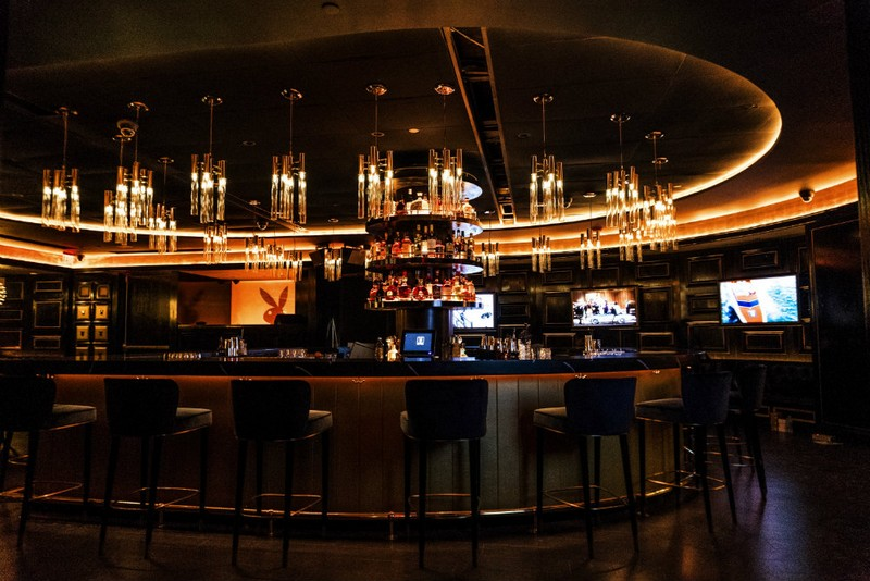 interior design Inside the new interior design of New York city's hottest club Get To Know the Brand New Playboy Club New York 02