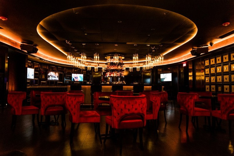 : Inside the new interior design of New York citiy's hottest club interior design Inside the new interior design of New York city's hottest club Get To Know the Brand New Playboy Club New York 03