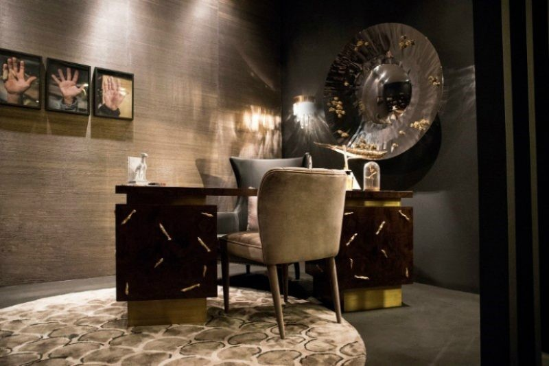 Get Some Inspiration For Your Pied-À-Terre Project pied-à-terre project Get Some Inspiration For Your Pied-À-Terre Project Baraka office 1