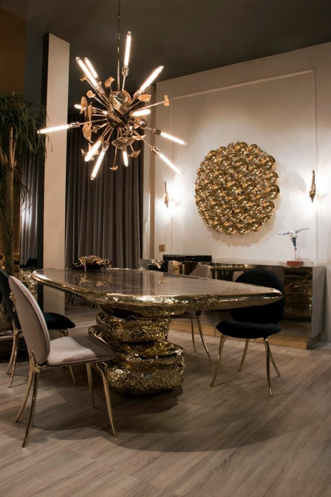 Get Some Inspiration For Your Pied-À-Terre Project pied-à-terre project Get Some Inspiration For Your Pied-À-Terre Project Presenting The New Glamorous Chair of Boca do Lobo 1