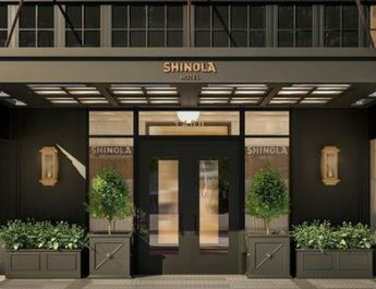 hospitality project The First Luxury Hospitality Project of SHINOLA main 4 345x265