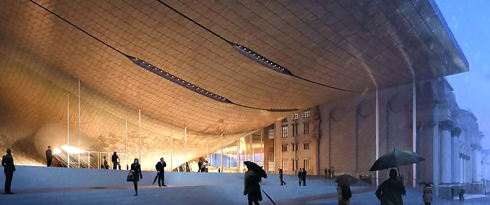 architecture project Zaha Hadid's Newest Architecture Project zaha hadid architects sverdlovsk philharmonic concert hall yekaterinburg russia architecture dezeen 2364 col 0 1704x959 715x300