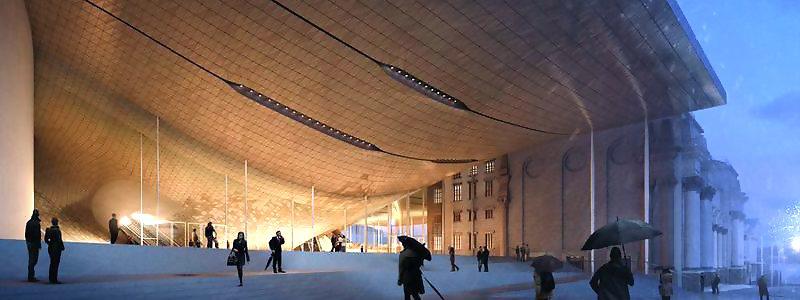 Zaha Hadid's Newest Architecture Project