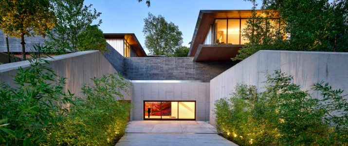 modern architecture Artery Residence: A Modern Architecture Home In Kansas City artery main 715x300