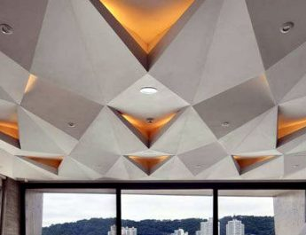 ceiling design 5 Amazing Ceiling Design That Will Blow Your Mind ceiling main 345x265
