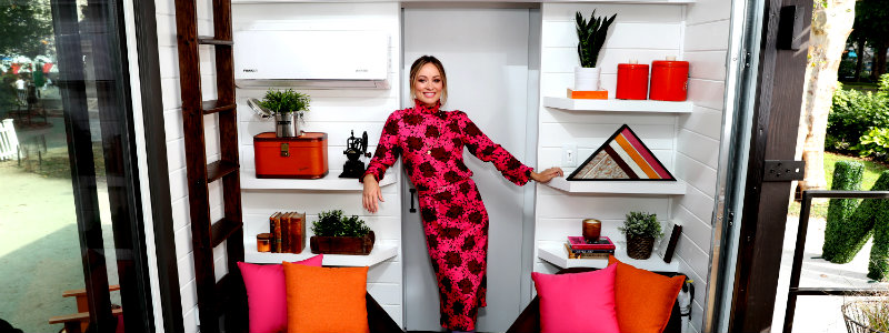 Olivia Wilde And Her Small House Design Project