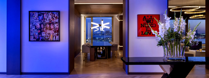 Pepe Calderin Is The Interior Designer Of This Decor Project