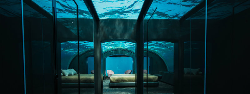 Spend A Night In This Luxury Underwater Hotel Villa luxury underwater hotel Spend A Night In This Luxury Underwater Hotel Villa villa main