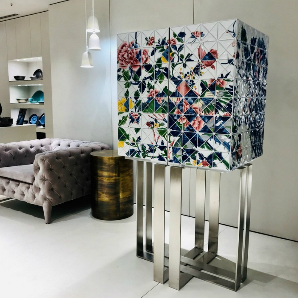 Boca do Lobo And Vista Alegre Presents A New Bespoke Furniture Piece