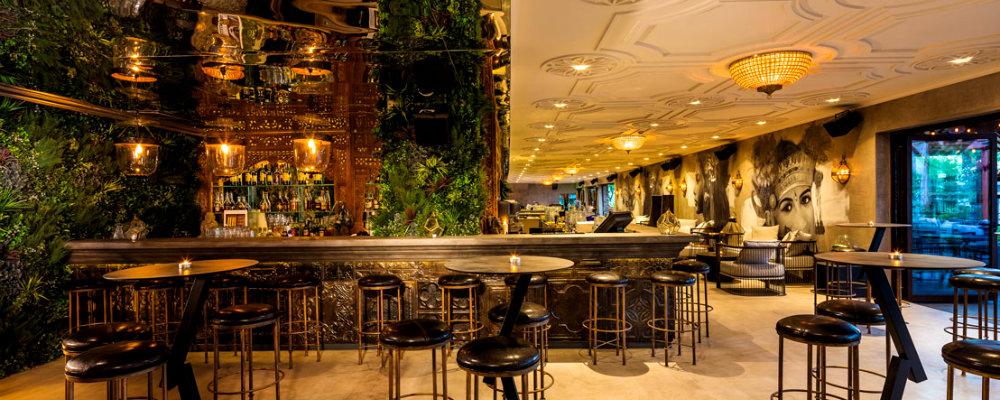 Ina Damyanova Is the Interior Designer Of The Club Horizont