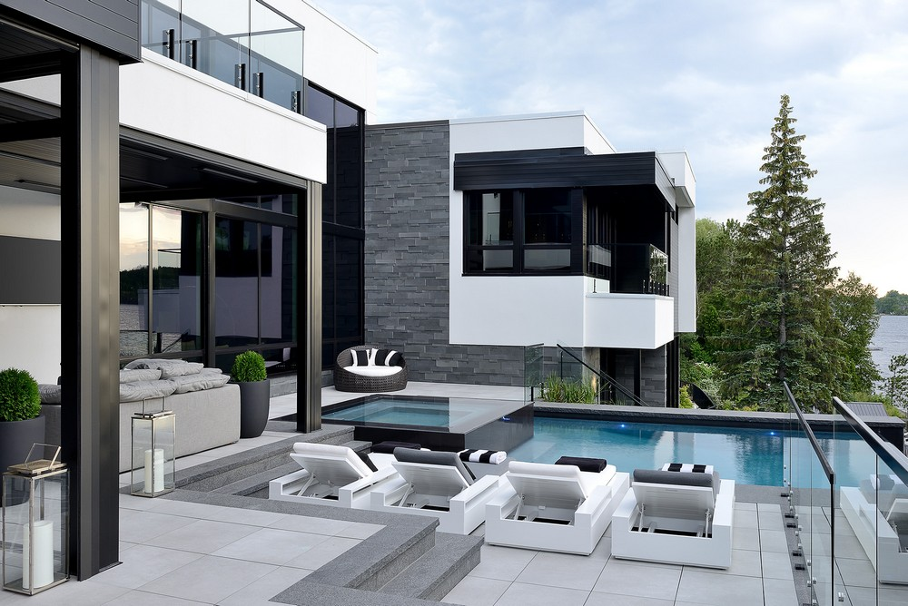 This Luxury House In Toronto Is All About The Modern Design  Luxury House In Toronto This Luxury House In Toronto Is All About The Modern Design This Luxury House In Toronto Is All About The Modern Design 13