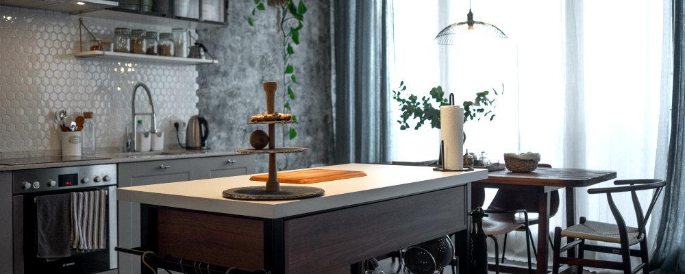 Inside The Kitchen Decor Of Edita Šimić Berlin Apartment