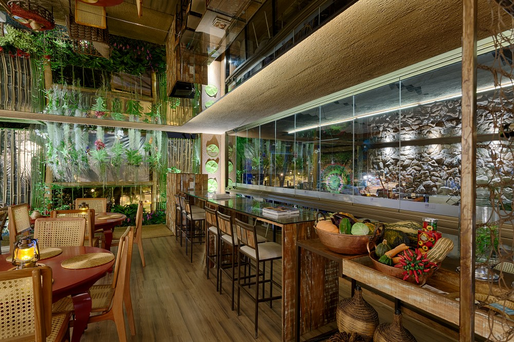 brazilian interior designer The Eco Restaurant Concept By A Brazilian Interior Designer The Eco Restaurant Concept By A Brazilian Interior Designer 2