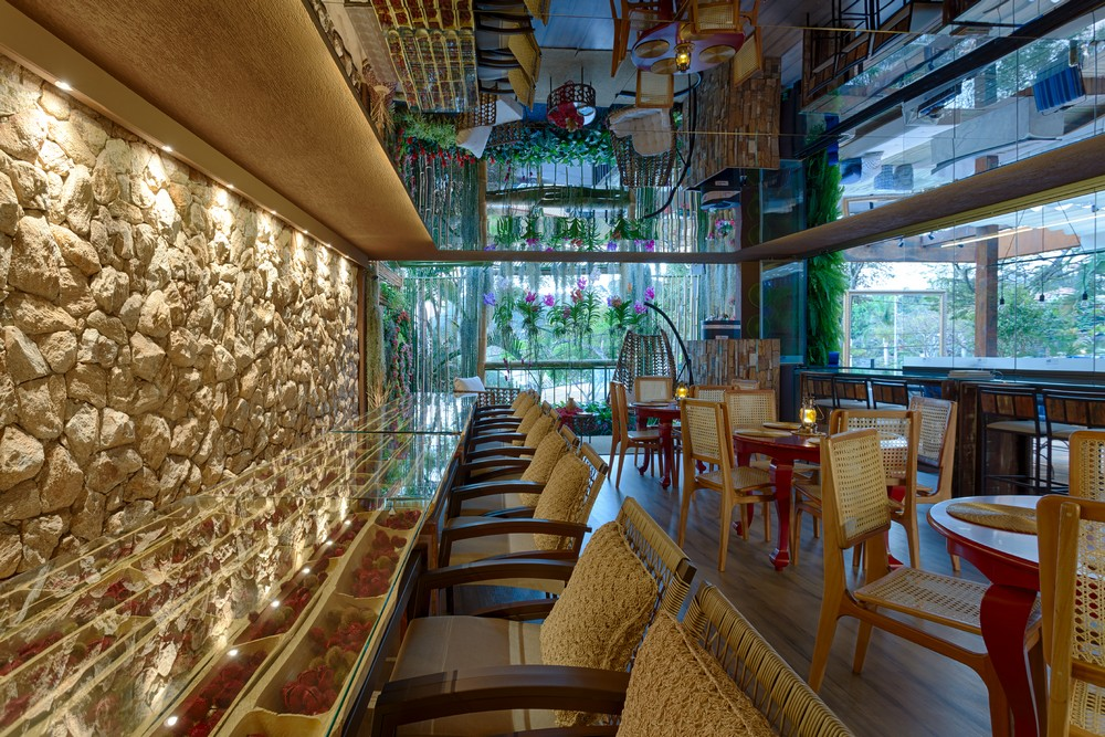 The Eco Restaurant Concept By A Brazilian Interior Designer