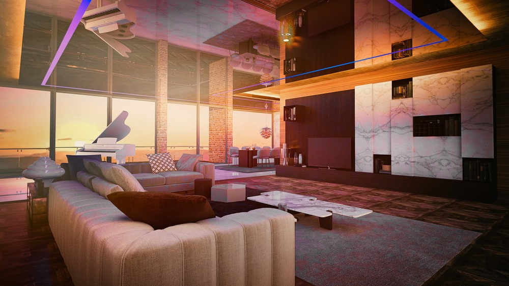 The Interior Design For A New Penthouse Project In Singapore interior design The Interior Design For A New Penthouse Project In Singapore The Interior Design For A New Penthouse Project In Singapore 2