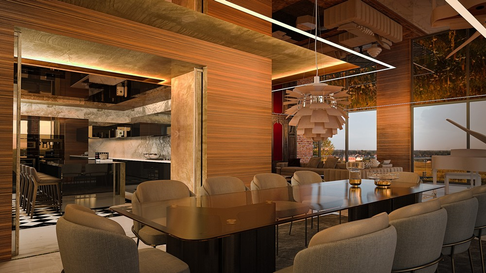 The Interior Design For A New Penthouse Project In Singapore interior design The Interior Design For A New Penthouse Project In Singapore The Interior Design For A New Penthouse Project In Singapore 3