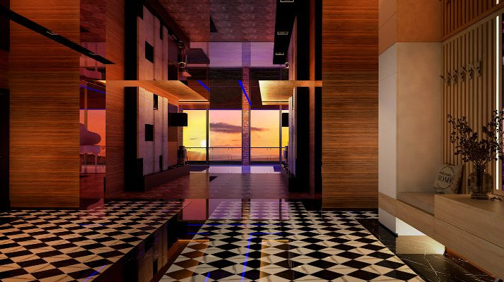 interior design The Interior Design For A New Penthouse Project In Singapore The Interior Design For A New Penthouse Project In Singapore capa 715x400