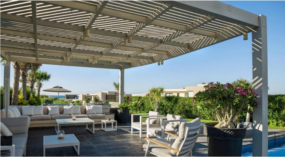 The Modern Summer House Project By Mohamed Kamel