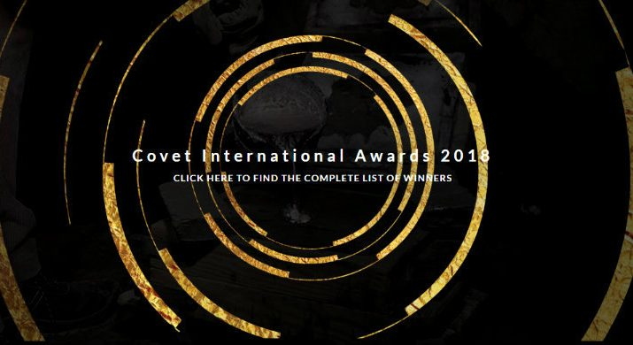 Design Projects Discover The Winning Design Projects Of The Covet Awards Discover The Winning Design Projects Of The Covet Awards capa 715x390