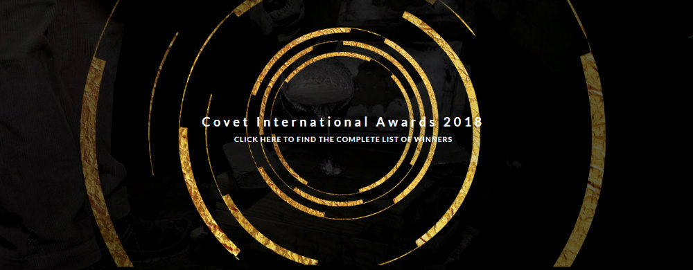Discover The Winning Design Projects Of The Covet Awards