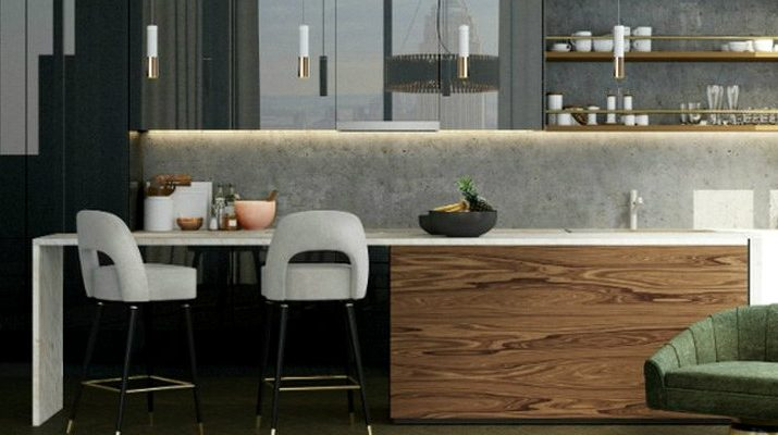 2019 interior design trends 2019 Interior Design Trends For Your New Kitchen Design Project 2019 Interior Design Trends For Your New Kitchen Design Project capa 715x400