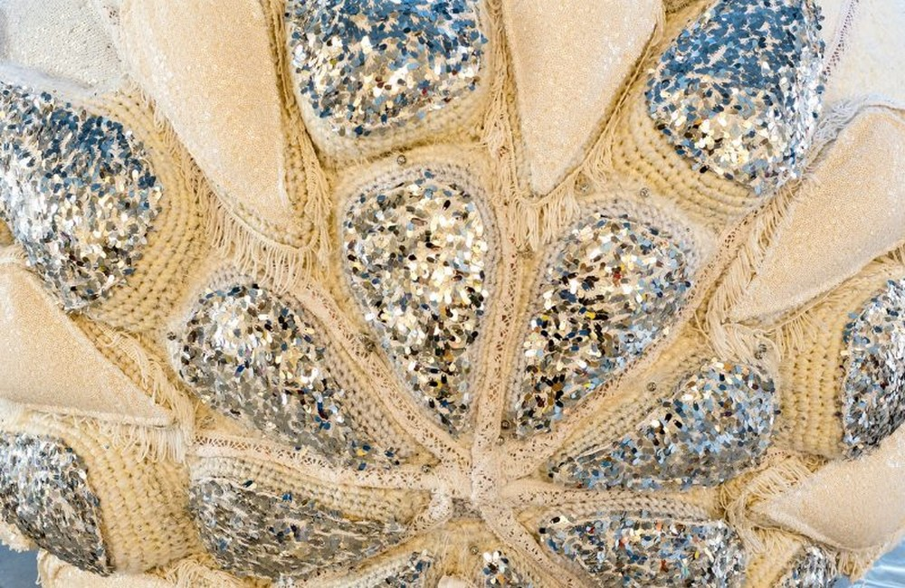 Joana Vasconcelos Showcases Her New Master Artwork In Paris joana vasconcelos Joana Vasconcelos Showcases Her New Master Artwork In Paris Joana Vasconcelos Showcases Her New Master Artwork In Paris 4