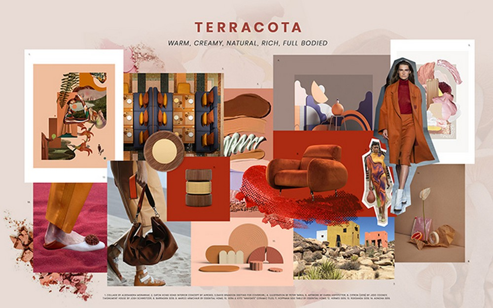 Terracotta Is The New Favorite Tone From The 2019 Color Trends terracotta Terracotta Is The New Favorite Tone From The 2019 Color Trends Terracotta Is The New Favorite Tone From The 2019 Color Trends 3