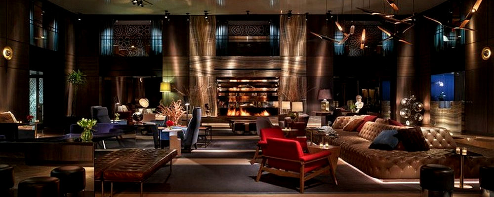 A Luxury Hotel Project That Is All About The Mid-Century Modern Style luxury hotel project A Luxury Hotel Project That Is All About The Mid-Century Modern Style A Luxury Hotel Project That Is All About The Mid Century Modern Style capa