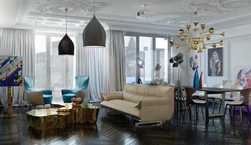 Inspiring Modern Apartment Project In Berlin