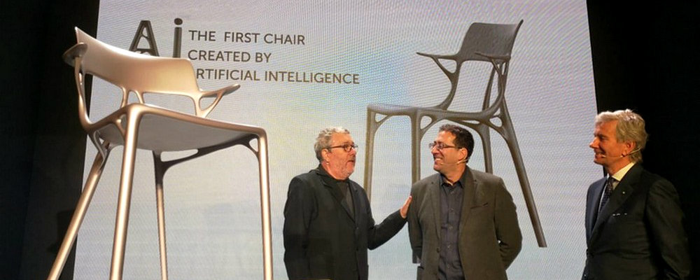 The First A.I. Chair Design Was Created By Kartell And Philippe Starck a.i. chair design The First A.I. Chair Design Was Created By Kartell And Philippe Starck The First A