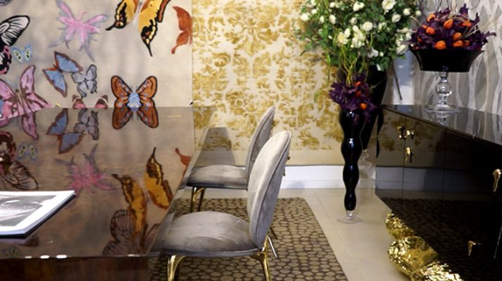 luxury design showroom A Luxury Design Showroom With The Best Art Déco Design Inspirations A Luxury Design Showroom With The Best Art D  co Design Inspirations capa 715x400