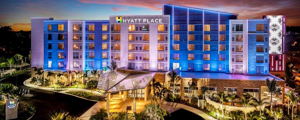 hyatt place san juan Hyatt Place San Juan Interiors Were Designed By V Architecture Studio Hyatt Place San Juan Interiors Were Designed By V Architecture Studio capa