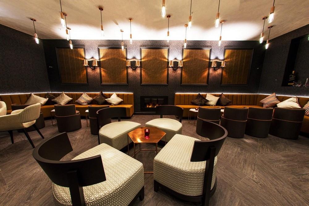 René Dekker Interiors Designed The Interiors For M Restaurant In London rené dekker René Dekker Interiors Designed The Interiors For M Restaurant In London Ren   Dekker Design Designed The Interiors For M Restaurant In London 5